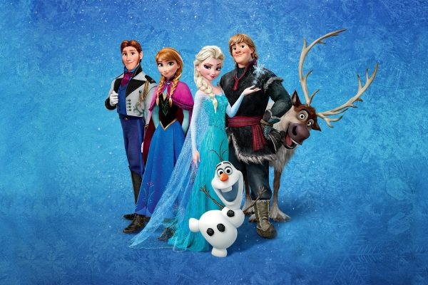 Morris Elementary goes to Frozen 2 on December 6th