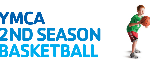 Second Season Youth Basketball at YMCA-Register by January 19