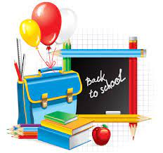 First Day of School –  August 25 – All Students in Person